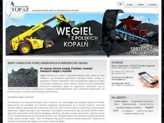 Oferta sprzedaży i transportu węgla kamiennego