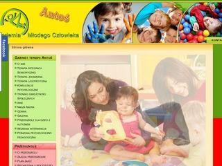 Integracja sensoryczna – terapia autyzmu w Pruszkowie