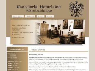 Poznańska kancelaria - notariusze