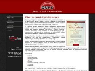 Firma oferująca granity i marmury w Poznaniu