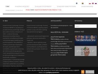 Psychoterapia – Warszawa – atrakcyjna oferta