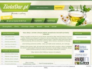Sklep zielarski internetowy